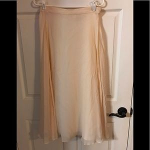 Dresses & Skirts - Cream maxi skirt
